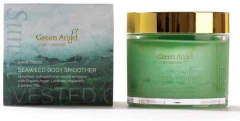 Green Angel Sunset Heaven Seaweed Body Smoother
