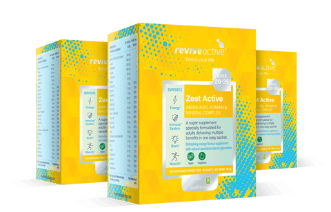 Revive Active Zest Active 30 Day