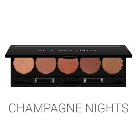5 Well Eye Shadow Palette Curtis Collection Champagne Nights