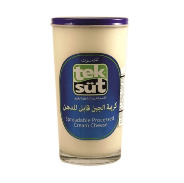 Teksüt Krem Peynir (Spreadable Cream Cheese) 240g
