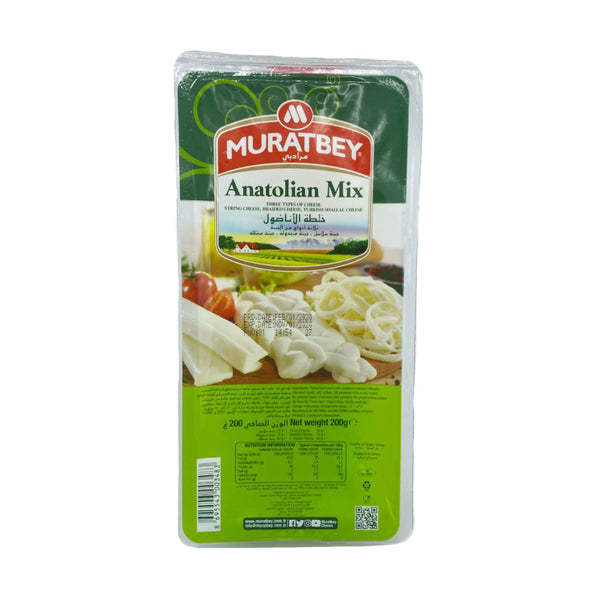 Muratbey Anatolian Mix (Three Types of Cheese) 200g