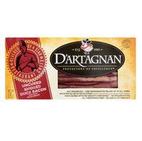D'artagnan Uncured Smoked Duck Bacon 8oz