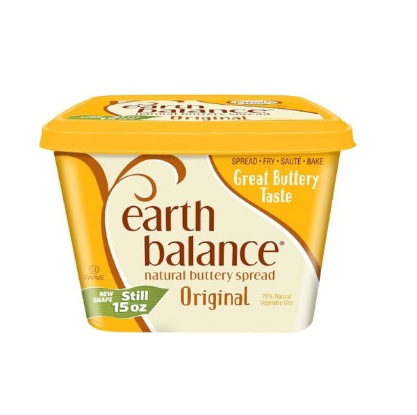 Earth Balance Vegan Butter Original 15oz