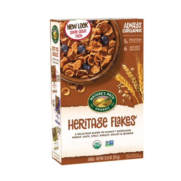Nature's Path Heritage Flakes 375g