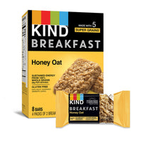 Kind Breakfast Honey Oat 200g
