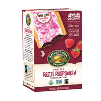 Nature's Path Frosted Razzi Raspberry 312g