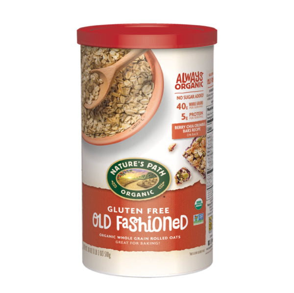 Nature's Path Old Fashion Gluten Free 510g