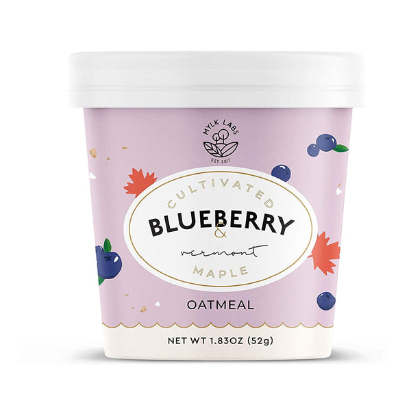 Mylk Labs Cultivated Blueberry Maple Oatmeal 52g