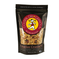 Golden Girl Home Creative Cranberry Granola 283g