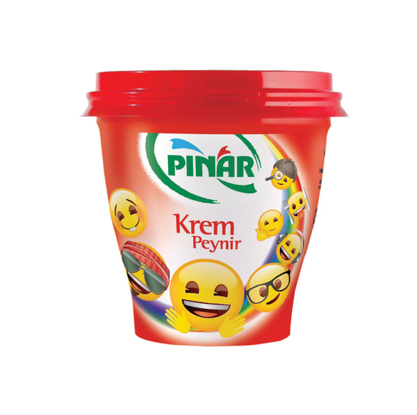 Pınar Krem Peynir (Spreadable Cream Cheese) 300g