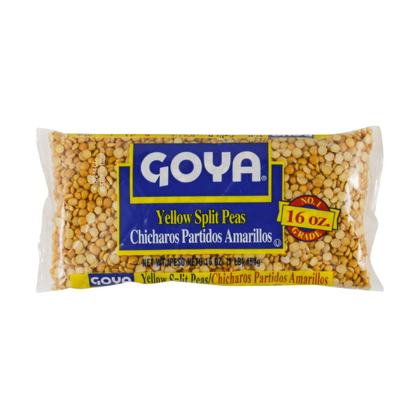 Goya Yellow Split Peas (Sarı Mercimek) 16oz