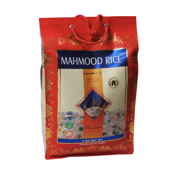 Mahmood Basmati Rice 4500g