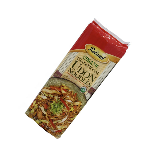 Roland Organic Traditional Udon Noodles 12.8oz
