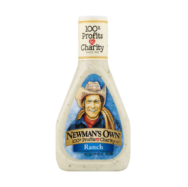 Newman's Own Ranch Dressing (Ranch Salata Sosu) 16oz