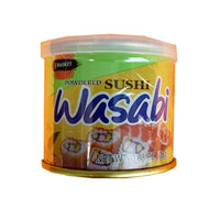 J Basket Powdered Sushi Wasabi 0.88oz