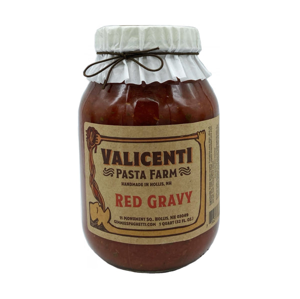 Valicenti Red Gravy 32oz