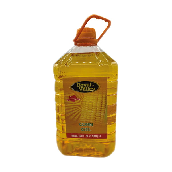 Royal Valley Corn Oil (Mısır Yağı) 5L