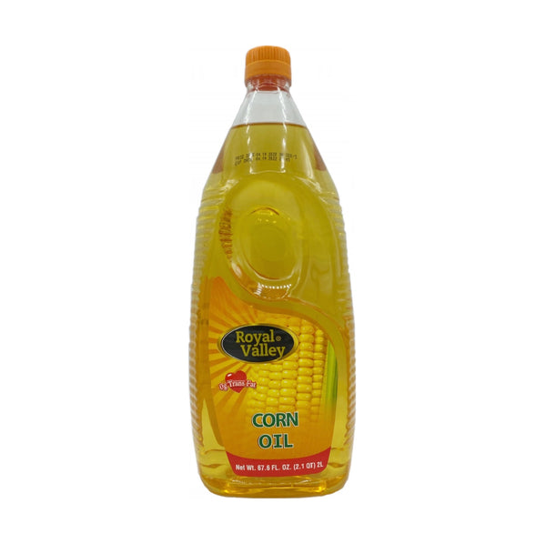 Royal Valley Corn Oil (Mısır Yağı) 2L