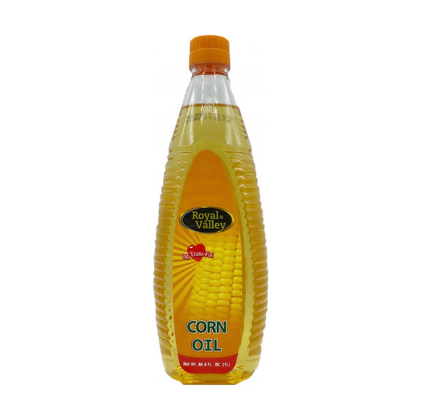 Royal Valley Corn Oil (Mısır Yağı) 1L
