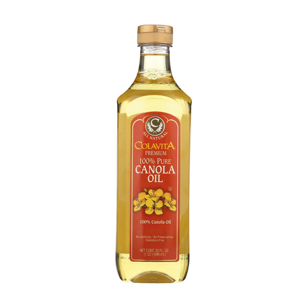 Colavita Canola Oil 946 ml