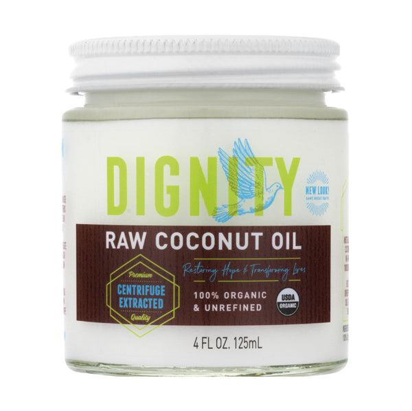 Dignity Raw Coconut Oil 125 ml