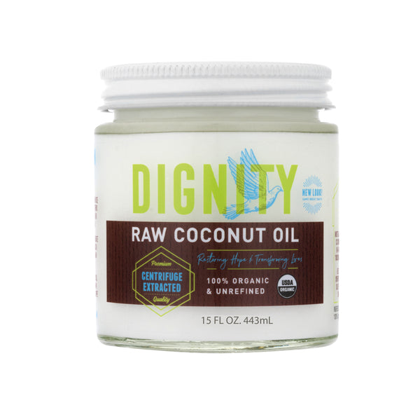 Dignity Raw Coconut Oil 443ml