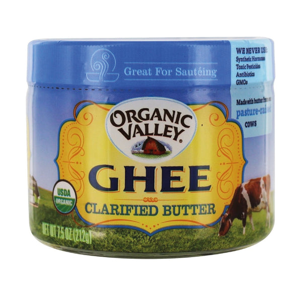Organic Valley Ghee Clarified Butter 212g