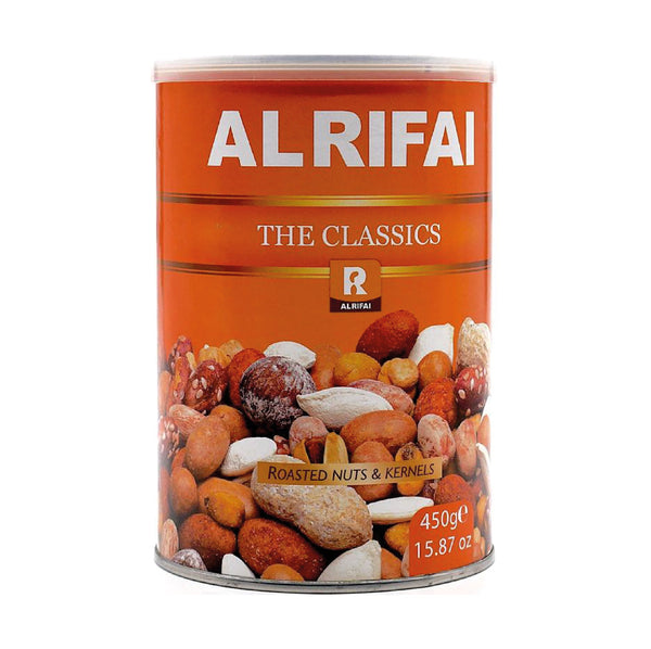 Alrifai The Classics Roasted Mix Nuts and Kernels 450g