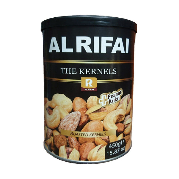 Alrifai The Super Extra Roasted Mix Nuts and Kernels 450g