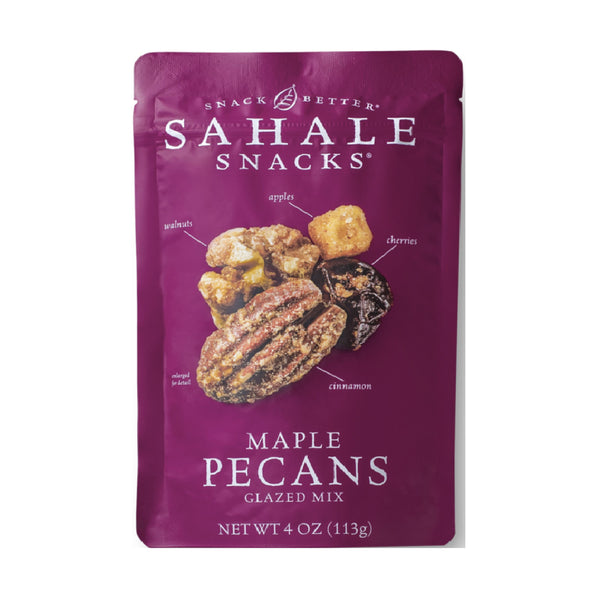 Sahale Maple Pecan Glazed Mix 113g