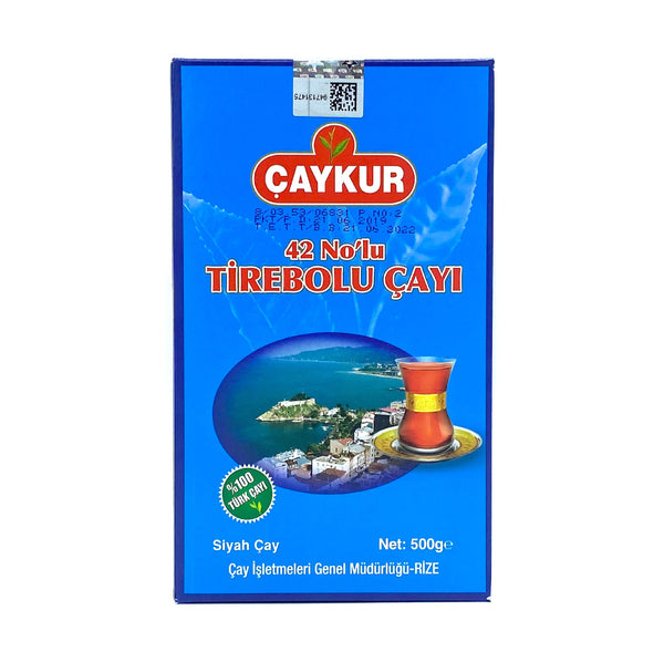 Çaykur 42 No'lu Tirebolu Çayı (Black Tea) 500g