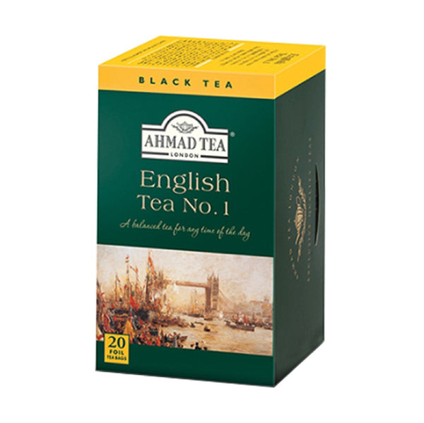 Ahmad English Tea No.1 20TB