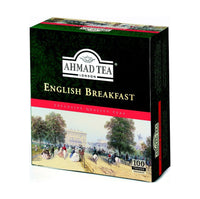 Ahmad English Breakfast Tea 100TB