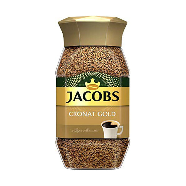 Jacobs Cronat Gold Instant Coffee 200g