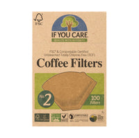 If You Care Coffee Filters #2 100ct
