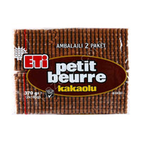 Eti Tea Biscuits with Cocoa 370g