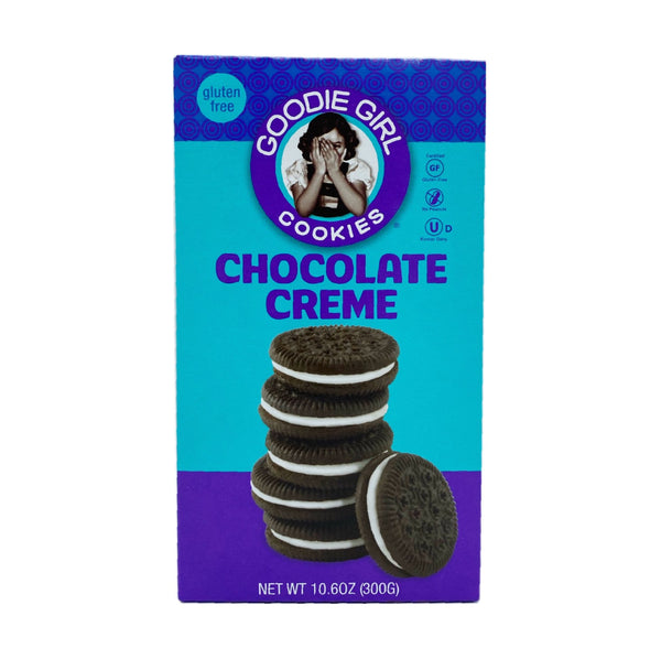 Goodie Girl Gluten Free Chocolate Creme Cookies 10.6oz