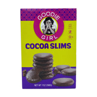 Goodie Girl Cocoa Slims Cookies 7oz