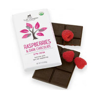 Lake Champlain Raspberries&Dark Chocolate 57% Cocoa 3.25oz