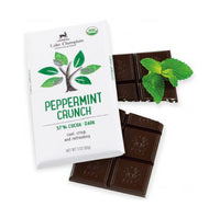 Lake Champlain Peppermint Crunch 57% Cocoa Dark 3.25oz