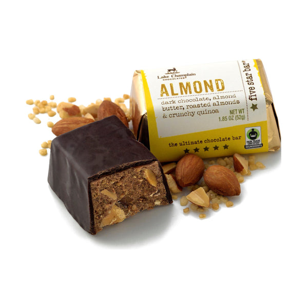 Lake Champlain Almond Bar 1.85oz