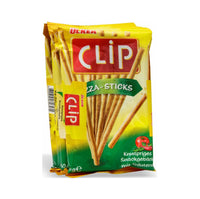 Ülker Clip Pizza Stick Crackers 4 Pack 200g