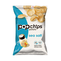 Popchips Potato Sea Salt Gluten Free 5oz