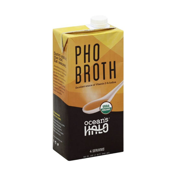 Ocean's Halo Organic Pho Broth 946ml