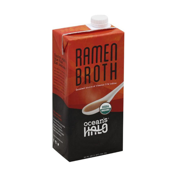 Ocean's Halo Organic Ramen Broth 946ml