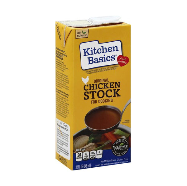 Kitchen Basics Original Chicken Stock 907g