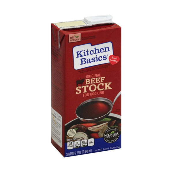 Kitchen Basics Original Beef Stock 907g