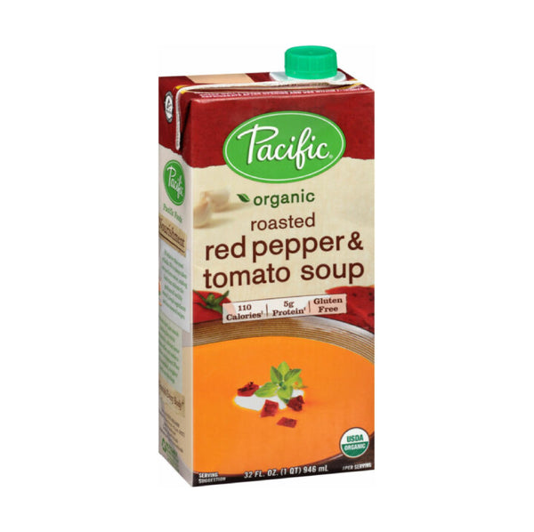 Pacific Roasted Pepper&Tomato Soup OG 946ml