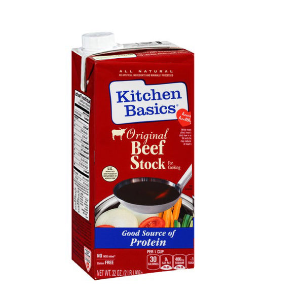 Kitchen Basics Beef Stock OG 907g