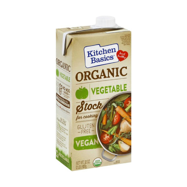 Kitchen Basics Vegetable Stock OG 907g